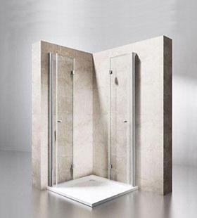 Bi-Fold Enclosure