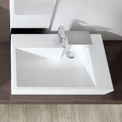 Counter Top Ceramic Basin Bruessel 819 First Image