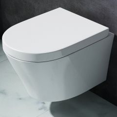 Wall Hung Toilet With Soft Close Seat Aachen 108 Second Image