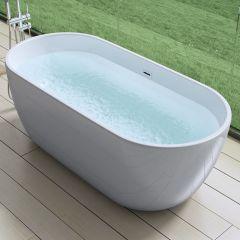 Modern Freestanding Acrylic Bath Tub 1700 X 780mm Second Image