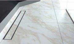 Stainless Steel Linear Wet Room Shower Drain LSF
