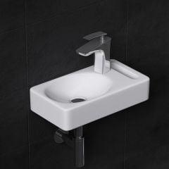 Cloakroom Ceramic Bathroom Sink Bruessel 423 Second Image