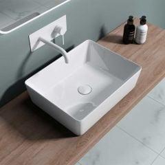 Counter Top Bathroom Basin Bruessel 105A Second Image