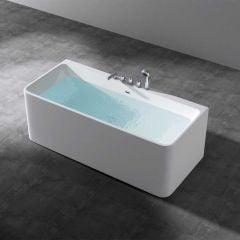 FB-601 1800x570x630 - Vicenza 601 Freestanding Bath Tub