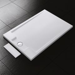 Stone Resin Rectangular Shower Tray