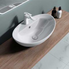 Counter Top Ceramic Basin Bruessel 302 Second Image