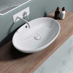 Counter Top Ceramic Basin Bruessel 306 Second Image