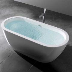 Large Freestanding Acrylic Bath Tub 1800 X 800 X 620mm Second Image