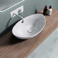 Counter Top Ceramic Basin Bruessel 818 First Image